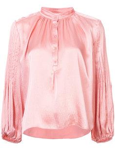 button down collar blouse  Apiece Apart