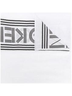 шарф Kenzo с логотипом Kenzo