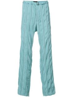 брюки с полосками  Haider Ackermann