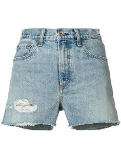 джинсы обрезной длины Justine Rag & Bone