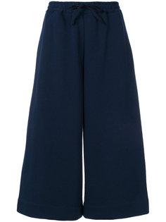 укороченные спортивные брюки Maison Margiela