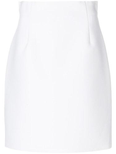 юбка с завышенной талией MSGM