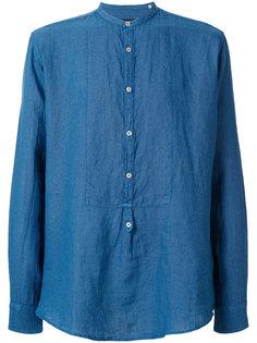 рубашка с воротником-стойкой  The Gigi