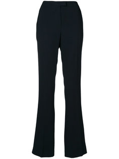 расклешенные брюки с завышенной талией  Les Copains