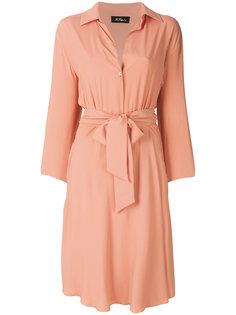 платье-рубашка  Les Copains
