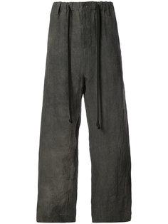 брюки Pete Uma Wang
