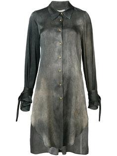 удлиненная рубашка Tiona Uma Wang