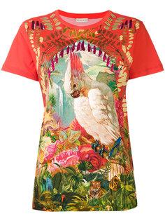 футболка с принтом Jungle Etro
