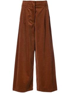 экстра-широкие брюки-палаццо Vanessa Bruno