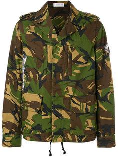 камуфляжная куртка Faith Connexion