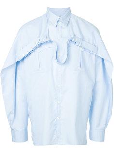 рубашка с поясом Y / Project