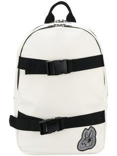 рюкзак с заплаткой Bunny McQ Alexander McQueen