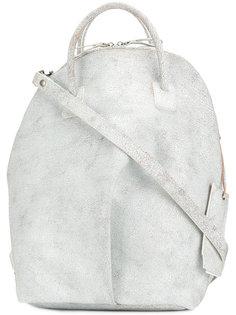 рюкзак с потертой отделкой Marsèll