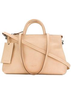 сумка через плечо с тиснением логотипа Marsèll