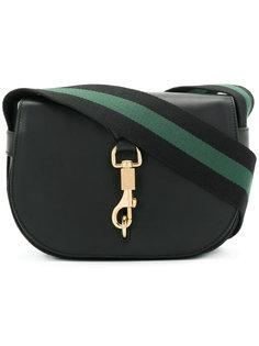сумка-сэтчел с контрастным ремнем Victoria Beckham