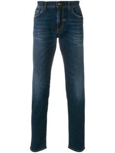 джинсы слим  Dolce & Gabbana