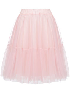 пышная юбка миди  P.A.R.O.S.H.
