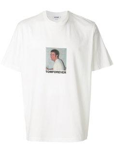 футболка с принтом Tom Forever Sunnei