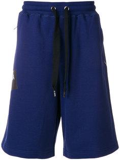спортивные шорты с логотипом  Dolce & Gabbana