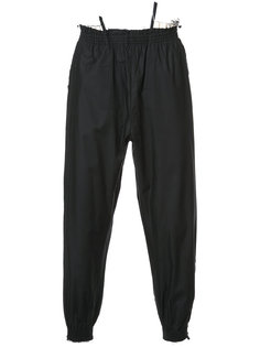 зауженные брюки Camiel Fortgens