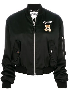 Playboy bomber jacket Moschino