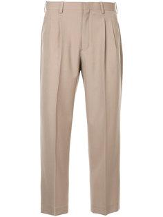 wide leg cropped pants N. Hoolywood