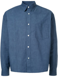 chest pocket shirt  N. Hoolywood