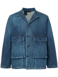 джинсовая куртка свободного кроя N. Hoolywood