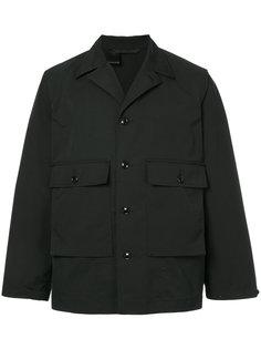 свободная куртка в стиле милитари N. Hoolywood