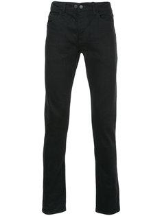 джинсы скинни с двойной пуговицей N. Hoolywood