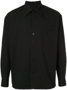 рубашка свободного кроя N. Hoolywood