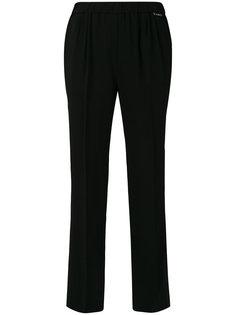 брюки кроя слим Twin-Set