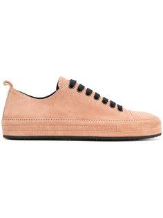 кроссовки со шнуровкой Ann Demeulemeester