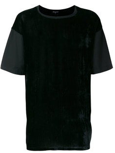 футболка свободного кроя Ann Demeulemeester