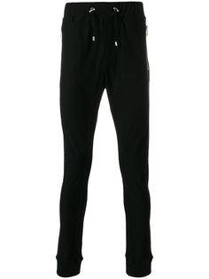 спортивные брюки скинни Balmain