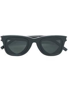 солнцезащитные очки Classic 51 Heart Saint Laurent Eyewear