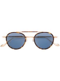 round frame sunglasses Matsuda