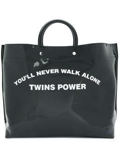 сумка-тоут Youll Never Walk Alone Dsquared2