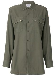 рубашка с вышивкой Forte Couture