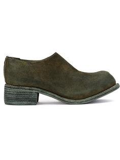 ботинки слипон Guidi