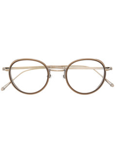 round frames glasses Matsuda