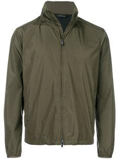 приталенная куртка на молнии Z Zegna