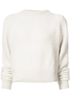 фактурный свитер The Elder Statesman