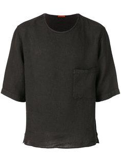 футболка с нагрудным карманом Barena