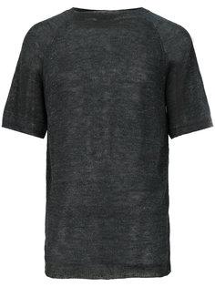 трикотажная футболка Barena