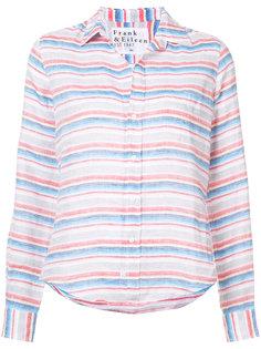 рубашка в полоску Frank & Eileen