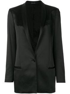 атласный пиджак Tagliatore