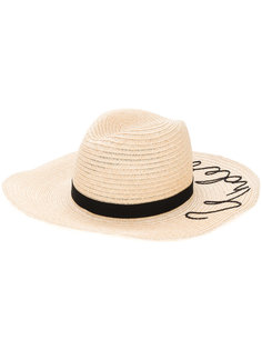 шляпа Emmanuelle Eugenia Kim