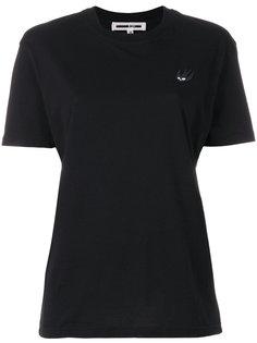 футболка с заплаткой Swallow McQ Alexander McQueen