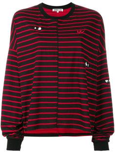 полосатая футболка Swallow McQ Alexander McQueen